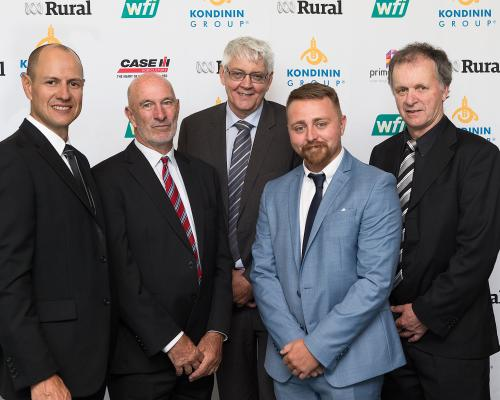 WFI farm insurance proud to sponsor the Farmer of the Year Awards