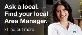 Find your local Area Manager